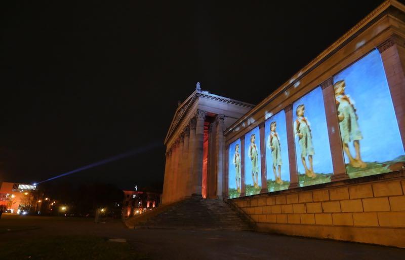königsplatz kunstareal antikensammlungen